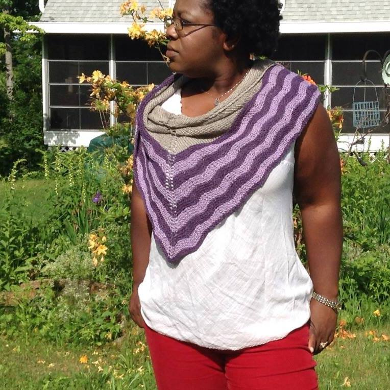 Humans of Ravelry: meet Tian, knitdesigns!